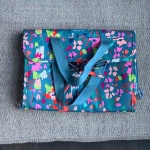 Vera Bradley- iconic hanging travel bag